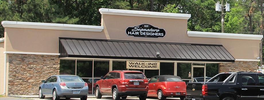 Signature Hair Designers North Augusta Sc